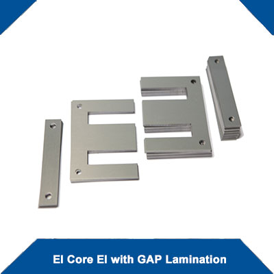 EI Core EI with GAP Lamination