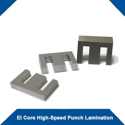 EI Core High Speed Punch Lamination